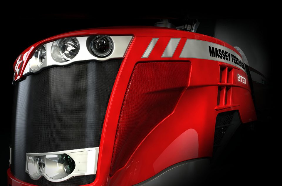 Massey Ferguson MF 8700 – Vidéos